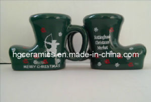 Boot Mug, Boot Ceramic Mug, Merry Christmas pictures & photos