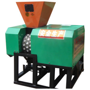 Charcoal Briquette Machine/Coal Briquetting Machine (MQJ400)