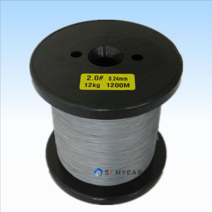 1000m, Dark Grey Spectra Fishing Line, Fishing Tackle pictures & photos