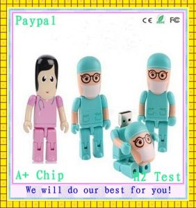 Doctor and Nurse USB Flash Drive (GC-N045) pictures & photos