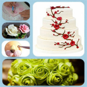 Decorating Sugarcraft Gumpaste Flower Modelling Mold Metal Ball Fondant Tool pictures & photos