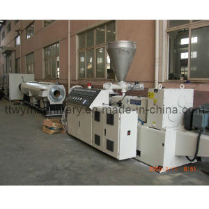Plastic PVC Pipe Production Line (TPVC-60) pictures & photos