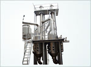 Double-Effect Continuous Evaporative Crystallizer pictures & photos