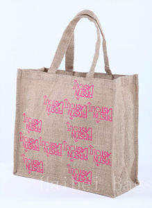 Jute Tote Bag (hbjh-25) pictures & photos