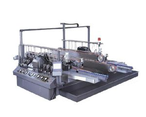 China Factory Glass Double Edging Machine pictures & photos