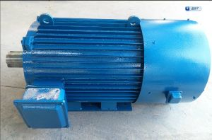 12kw Horizontal Permanent Magnet Generator/Alternator pictures & photos