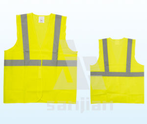 Jy-7009 2015 Newest! ! ! ! Customized Flashing Safety Vest pictures & photos