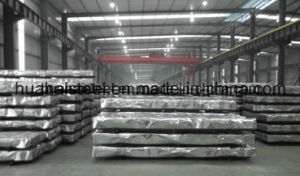 Quality Guaranted Hot Rolled Galvalume Steel for Roofing pictures & photos