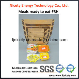 Outdoor Flameless Ration Heater for Military Mre pictures & photos