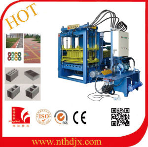 Cheap Price Hollow Block Machine Concrete Block Making Machine (QT5-20) pictures & photos