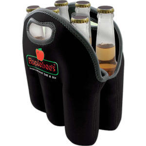 6PC Neoprene Bottle Sleeve
