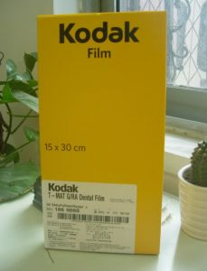Dental Equipment of Kodak Panoramic X-ray Film pictures & photos