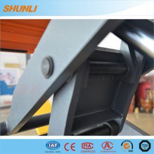 Ultrathin Small Scissor Design Mechanical Car Lift pictures & photos