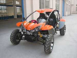 800CC Cvt 4wd Buggy in Black Frame/Chassis (LION 800)