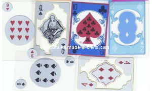 Plastic Playing Card / Poker (DSC02P042)