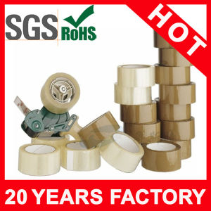Super Clear BOPP Adhesive Tape (YST-BT-070) pictures & photos
