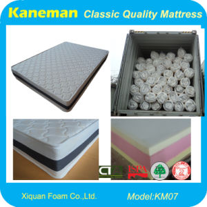 11 Inches Muti-Layer of Visco Memory Foam Mattress (KMS07) pictures & photos