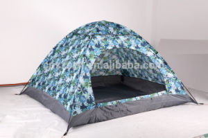 Family Travlling Outdoor Camping Tent for 3-4 Person