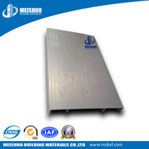 Durable Waterproof Aluminum Baseboard Metal Skirting Board for Decoration pictures & photos