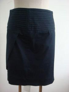 Ladies Cotton Satinee Skirt (BS10SK010)