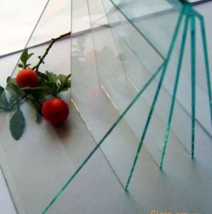 Clear Float Frosted Door/Window Building Glass (JINBO) pictures & photos