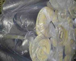 Insulation Material for Wall Glass Wool Blanket pictures & photos