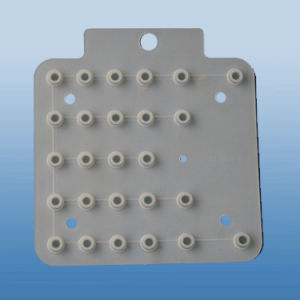 Rubber Keypads, Available in Various Sizes and Colors