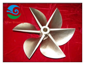 Semi-Submerged 6 Blade Propeller