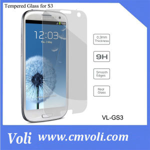 Clear Screen Protector Tempered Glass for Samsung Galaxy S3 pictures & photos