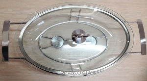 Chafing Dish Tempered Glass Dish pictures & photos