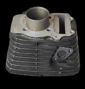 Motorcycle Cylinder Block (2V49)