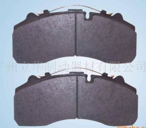Premium Quality, Durable Truck Brake Pad (LD99108) for Mercedes pictures & photos