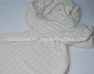 70% Bamboo 30% Cotton Blanket Bt-070330 pictures & photos