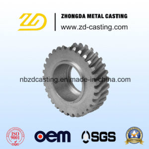 OEM Steel Casting Gearing by CNC Milling Machine pictures & photos