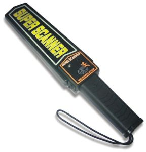 Hand Held Metal Detectors (MD-3003B1)