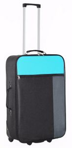 New Developed Luggage with 3-Color Combination and Inline Ski-Wheels pictures & photos