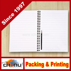 A5 Paper Spiral Notebook (4224) pictures & photos