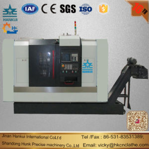 Metal Processing Siemens Controller CNC Machine Lathe Price pictures & photos