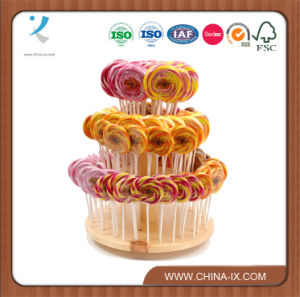 Counter Top Lollipop Display Rack for Retail pictures & photos