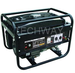 Tw6500 (E) 6kw Gasoline Generator pictures & photos