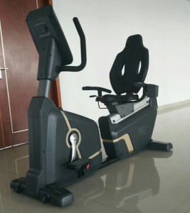 Self Generating Power Commercial Recumbent Bike (SK-R007) pictures & photos