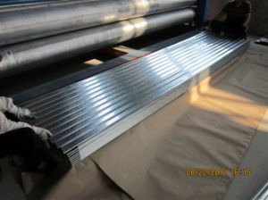 Galvanized Corrugated Steel Sheet for Outside Wall or Roof pictures & photos