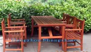 Wooden Garden Furniture (SPG530W)