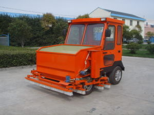 Diesel Drived Sand Infill Machine With Comb (DD200)