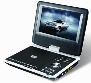 7 Inch Portable DVD Player (7599)