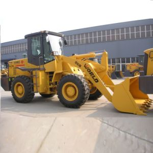 Construction Machine Wheel Loader with 2m3 Bucket pictures & photos