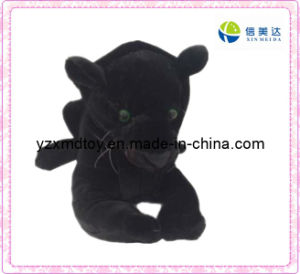 Black Plush Toy Panther Soft Toy (XMD-F001) pictures & photos
