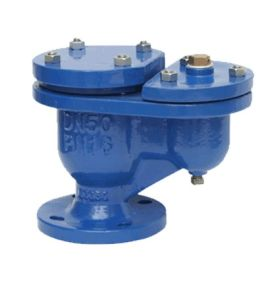 Double Spheres Flange Air Valve pictures & photos