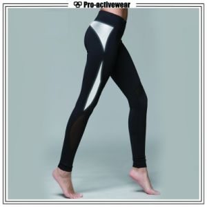 (Free Sample) OEM Custom Quick Dry Yoga Capri Pants for Women Fitness pictures & photos