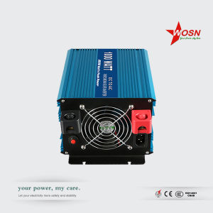 DC12V to AC 120V 1000W Pure Sine Wave Solar Inverter pictures & photos